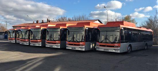 """AUTOSAN: Kolejne """"gazowce"""" dotarły do Rzeszowa"""
