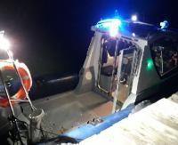BIESZCZADY: Akcja poszukiwawcza na Jeziorze Solińskim odwołana. 60-latek uznany jest za zaginionego