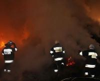 Kłopotliwy pożar siana. Czy to fala podpaleń? (ZDJĘCIA)