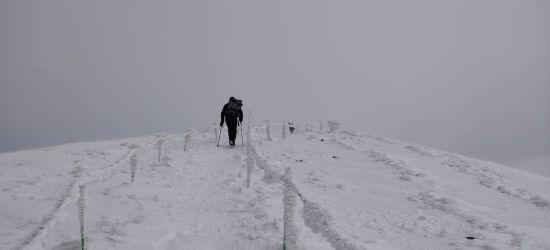 Bieszczady zimą zachwycą, ale są niebezpieczne (VIDEO, FOTO)