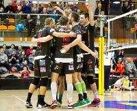 Historyczna szansa przed siatkarzami TSV. Krok od meczu z drużyną z Plus Ligi! (FILM, WYWIAD)