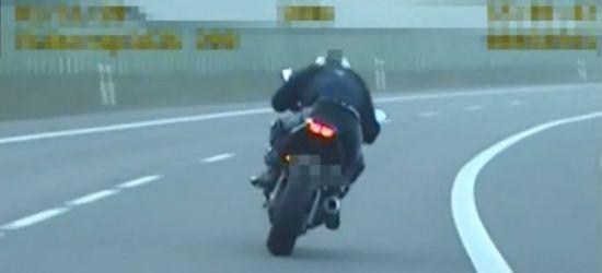PODKARPACIE. Policyjny pościg przy ogromnej prędkości. ZOBACZ VIDEO