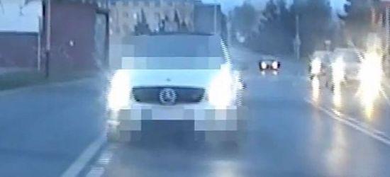 PODKARPACIE. Policyjna eskorta do szpitala. Kobieta z dusznościami (VIDEO)