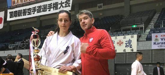 TOKIO: Brąz dla karateki Anny Czaban. Wielki sukces! (FOTO)
