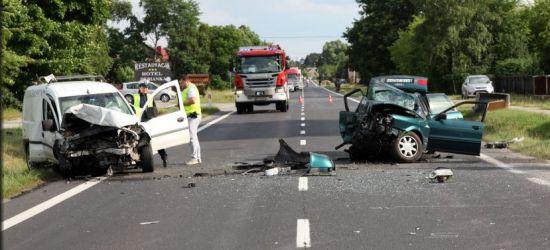 PODKARPACIE: Pijany kierowca, z dożywotnim zakazem, spowodował wypadek (FOTO)