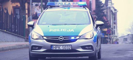 POSTOŁÓW: Tragedia na drodze. Zginął motocyklista!