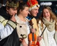 JARMARK BOŻONARODZENIOWY: Magia świąt na Rynku Galicyjskim. To już dziś!