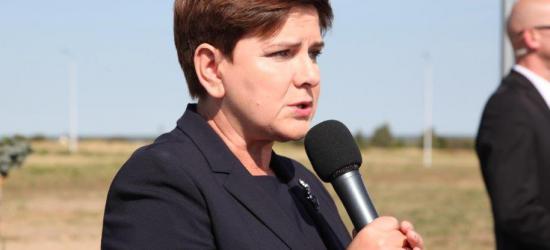 Beata Szydło odwiedzi Sanok. Spotka się z syndykiem i załogą Autosanu
