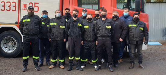 Świetna inicjatywa strażaków z Nagórzan! Stworzyli nowy challenge (VIDEO, FOTO)