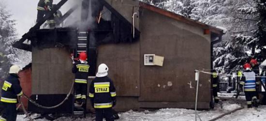 Osadzeni z Łupkowa pomagają pogorzelcom (ZDJĘCIA)