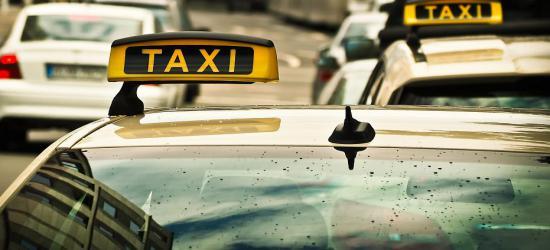 Kontrole taksówek w Sanoku