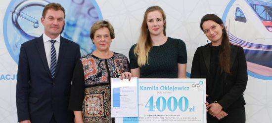 Ogólnopolski sukces absolwentki Uczelni Państwowej z Sanoka (ZDJĘCIA)