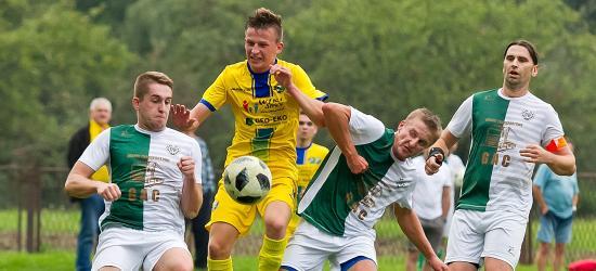 Pucharowe męczarnie Stali. Sanoczanie wygrywają z Szarotką Nowosielce 2:0 po dogrywce (ZDJĘCIA)