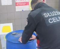 GRANICA: Udaremnili przemyt 80 litrów pestycydów w zbiorniku paliwa