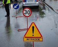 AKTUALIZACJA: Wypadek w Pakoszówce. 4 osoby ranne