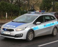 KRONIKA POLICYJNA: Pościgi za złodziejami, nieszczęśliwy upadek z wysokości i rowerzysta pod kołami samochodu