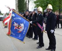 Świętowanie 3 Maja w Besku