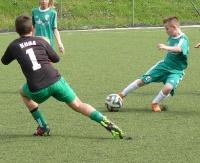 Słowacka lekcja futbolu. Piłkarze Orzełka Bażanówka grali towarzysko w Preszowie (ZDJĘCIA)