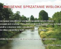 BESKO: Mobilizacja mieszkańców gminy. Wielkie sprzątanie Wisłoka