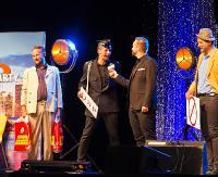 POLSKA NOC KABARETOWA: Dawka fantastycznego humoru i dobrej zabawy w Arenie Sanok (ZDJĘCIA)