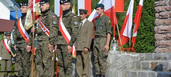 Bykowce/Gmina Sanok: oddano hołd żołnierzom Września '39