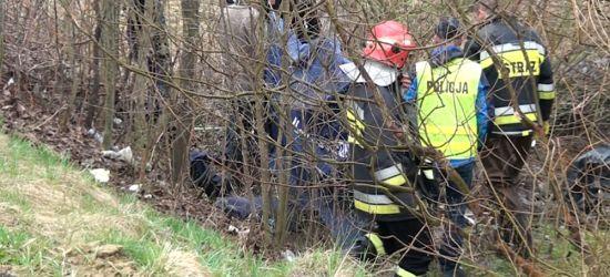 REGION: W potoku znaleziono zwłoki mężczyzny