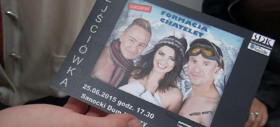 Zamieszanie z biletami na spektakle Teatru Bagatela oraz Formacji Chatelet.  Będzie dodatkowy występ