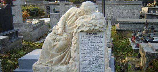 SANOK: Niezwykły dar dla Stowarzyszenia Opieki nad Starymi Cmentarzami