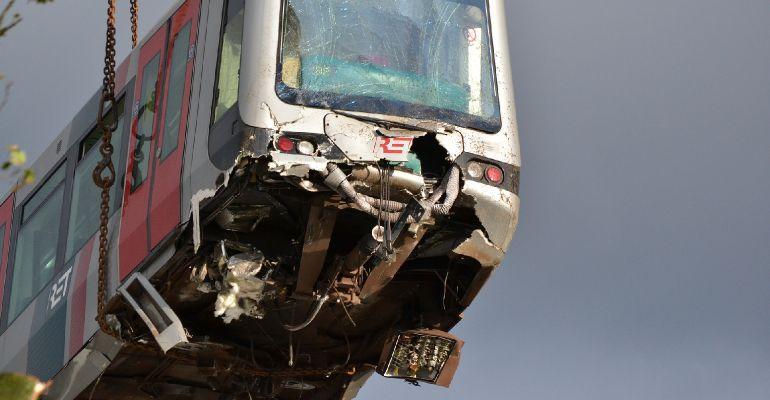 PODKARPACIE. Zderzenie pociągów. Jechały tym samym torem! 3 osoby ranne