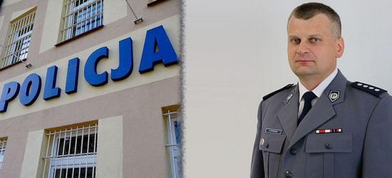 SANOK: Zmiany w policji. Stanowisko komendanta powierzono nadkom. Krzysztofowi Łopuszańskiemu