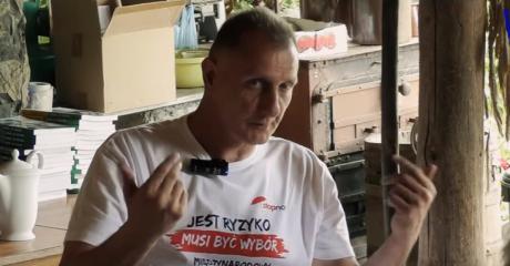 KONTROWERSJE: Czy GMO zabija i powoduje raka?  Spotkanie z dr Hubertem Czerniakiem