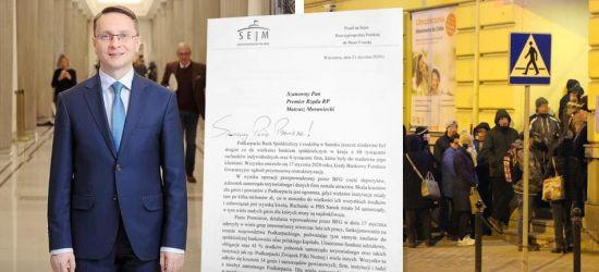 SANOK: Walka o rekompensatę dla samorządów. Postulat posła Uruskiego (FOTO)