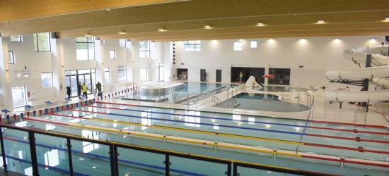 13 października wielkie otwarcie basenów w Sanoku. Dzień później popływamy za darmo! (FILM, ZDJĘCIA)