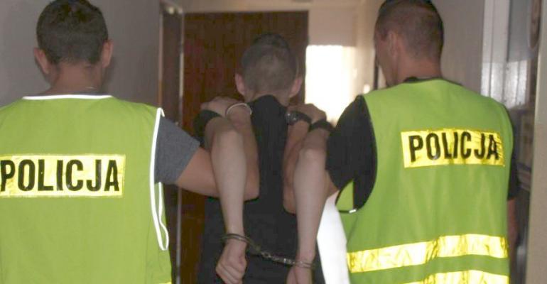 BRZOZÓW: Napadli na 12 latka. Sprawcy zatrzymani