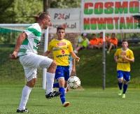 Zabójczy początek piłkarzy z Nowotańca. Cosmos pokonuje Motor Lublin! (SKRÓT MECZU, FILM, ZDJĘCIA)