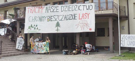 Organizatorka protestu ekoaktywistów stanęła przed sądem. Zobacz, jaki zapadł wyrok
