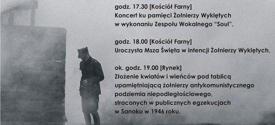 1 MARCA: Dzień Pamięci Żołnierzy Wyklętych. PROGRAM UROCZYSTOŚCI