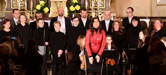 SANOK: Wyjątkowy koncert upamiętniający patronkę śpiewu i muzyki (ZDJĘCIA)