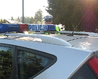 KRONIKA POLICYJNA: Jazda z zakazem, złodzieje sprzętu budowlanego i kierowcy po kilku głębszych