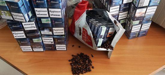 Kawa z przemytniczą niespodzianką. Można się zdziwić… (FOTO)