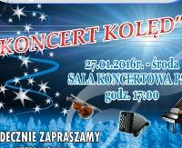 NASZ PATRONAT: Młoda Sanocka Filharmonia zaprasza na koncert kolęd