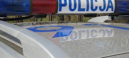 Rodzinna awantura i policyjne poszukiwania
