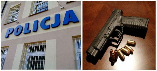 Zarzuty dla policjantów w sprawie nielegalnej broni. Obaj już na emeryturze