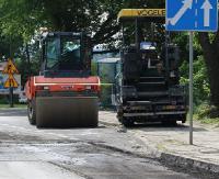 AKTUALIZACJA / SANOK: GDDKiA prowadzi remonty dróg. Kierowcy muszą liczyć się z utrudnieniami (ZDJĘCIA)