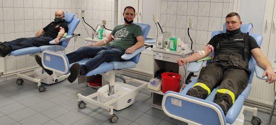 Druhowie z OSP Bukowsko odpowiedzieli na wyzwanie! (VIDEO, FOTO)