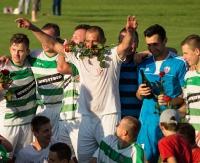 Cosmos Nowotaniec zagra w III lidze. Zobacz fotorelację z meczu z Przełomem Besko (ZDJĘCIA)