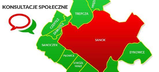 Konsultacje ws. poszerzenia miasta: Frekwencja w Sanoku 3,77%