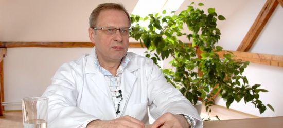"""Wywiad z dr Bodnarem. """"Amantadyna działa, ale nie jest to lek na wszystko"""" (VIDEO)"""