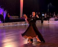 Tancerz rodem z Sanoka mistrzem Polski. Wraz z partnerką pojedzie na Mistrzostwa Świata! (FILM)