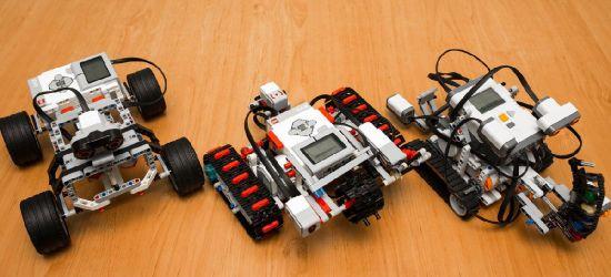 """Ferie z techniką w """"mechaniku""""! Roboty LEGO, zabawy drukarką 3D"""
